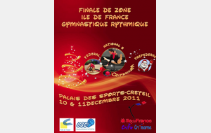 COMPETITION de Zone à CRETEIL : Ordre de passage