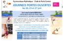 JOURNEES PORTES OUVERTES BERLIOUX