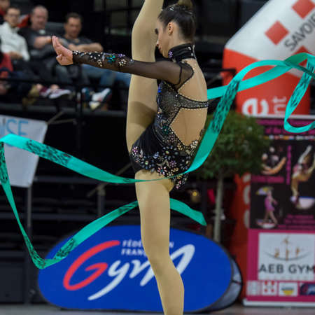 CHAMPIONNATS DE FRANCE INDIVIDUELS 2019 A CHAMBERY 4